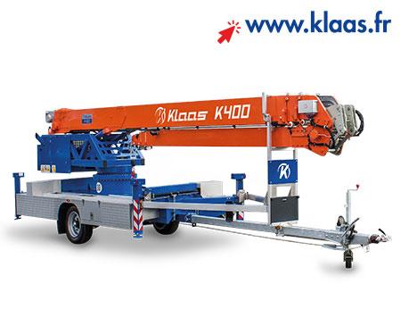 Klaas K400 RSX