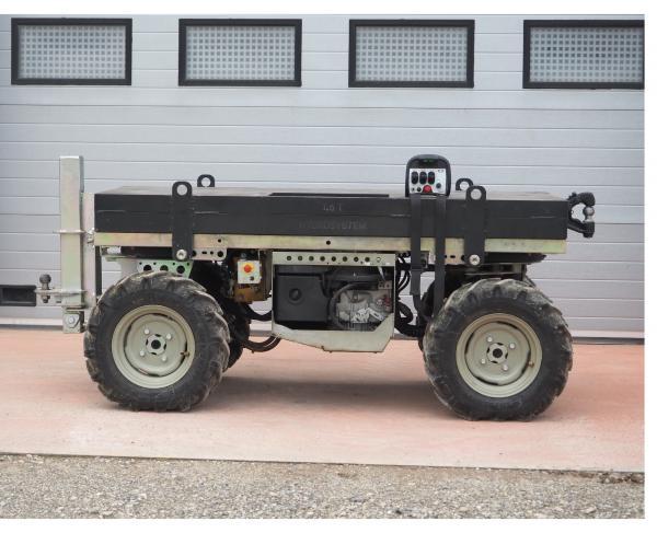 Tracteur Pousseur TP D CM160 DIESEL